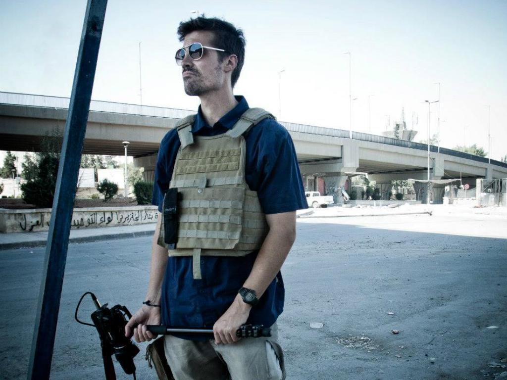 James Foley (Reprodução / Facebook / Find James Foley)
