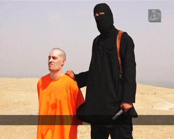 EUA confirmam autenticidade do vídeo da decapitação de jornalista