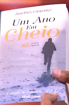 Os livros de Marcelo Rebelo de Sousa «Um ano em cheio»