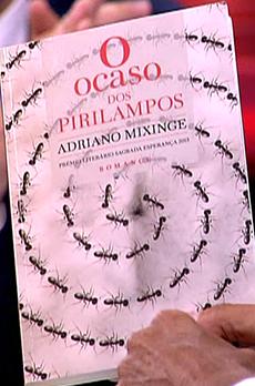 Os livros de Marcelo Rebelo de Sousa «O ocaso dos pirilampos»