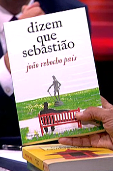 Os livros de Marcelo Rebelo de Sousa «Dizem que Sebatião»