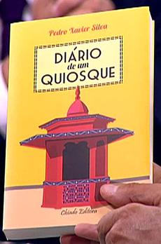 Os livros de Marcelo Rebelo de Sousa «Diário de um quiosque»