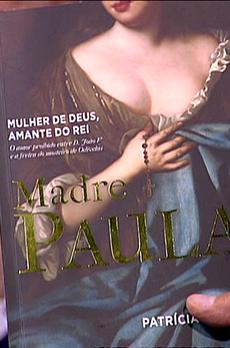 Os livros de Marcelo Rebelo de Sousa «Madre Paula»