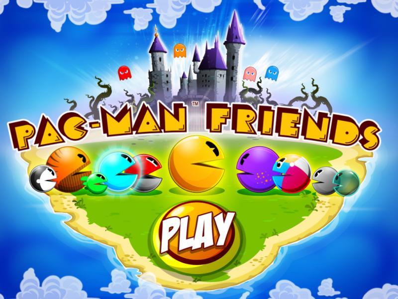 Pac-man está de volta (Reprodução/Googleplay)