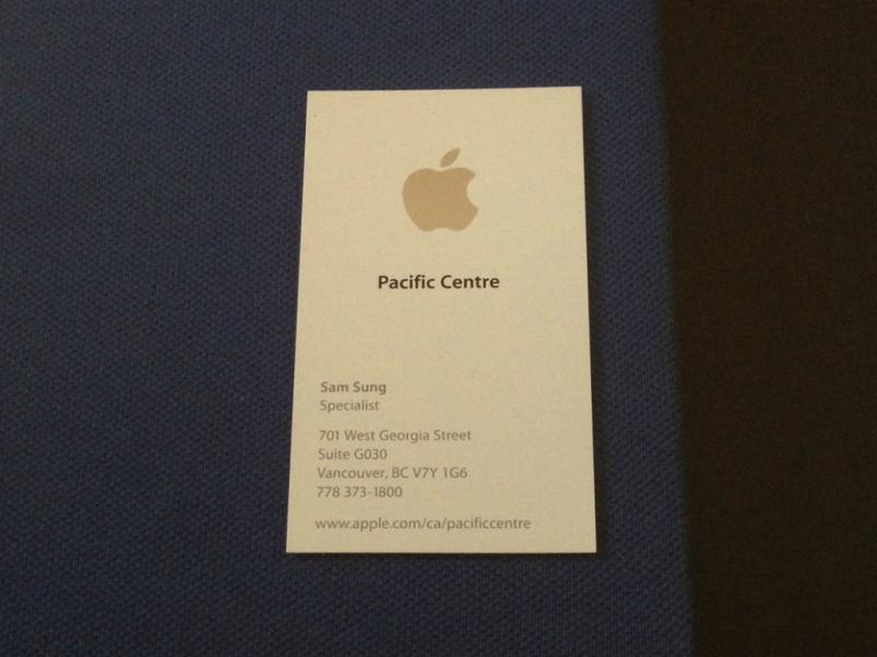 Sam Sung era funcionário da Apple
