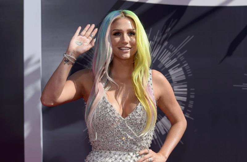 Kesha - Prémios MTV 2014 Foto: Reuters