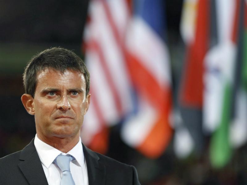Manuel Valls [Reuters]