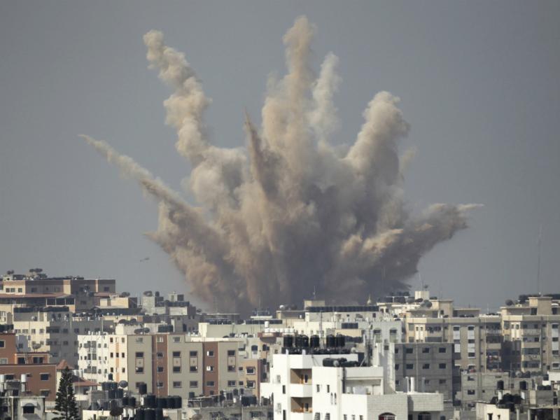 Gaza [Reuters]