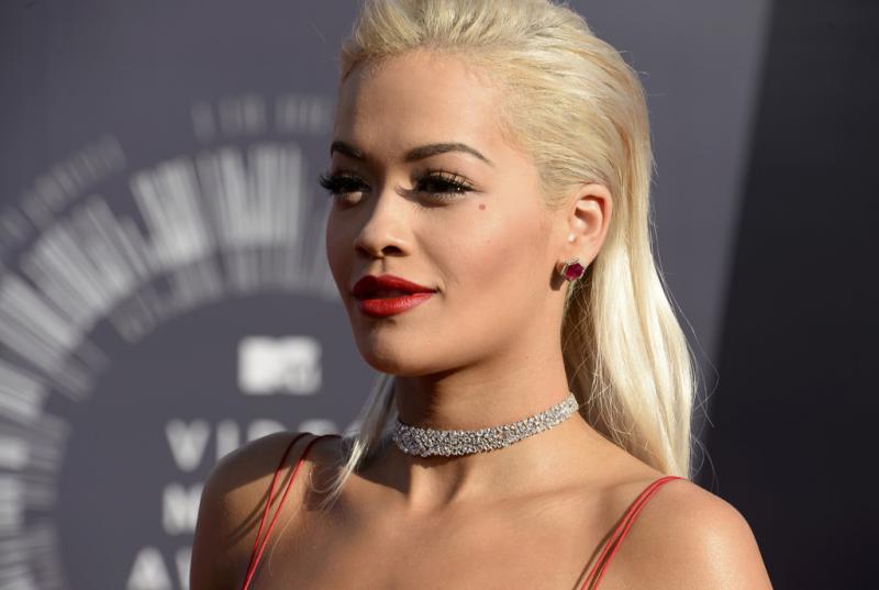 Rita Ora - 2014 MTV Video Music Awards em Inglewood Foto: Reuters
