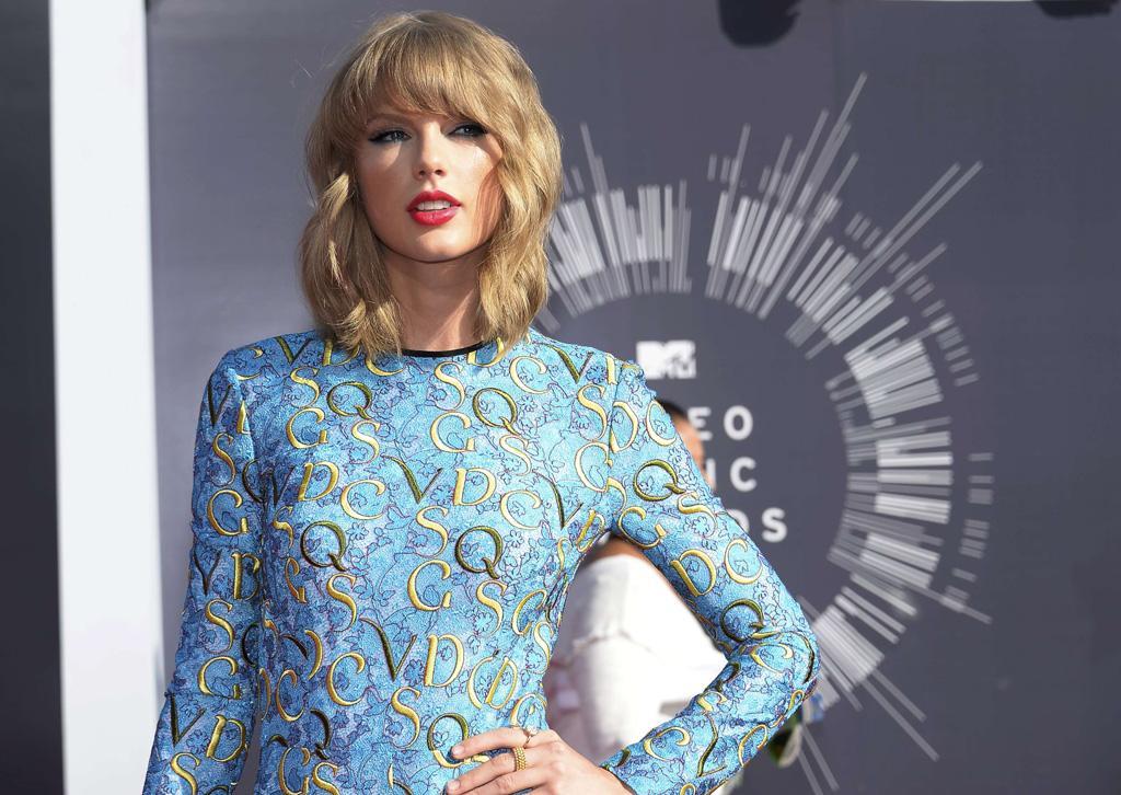 Taylor Swift - 2014 MTV Video Music Awards em Inglewood Foto: Reuters