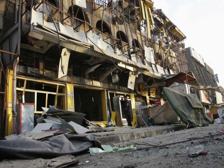 Pelo menos 10 pessoas morreram em atentado no Iraque (Reuters)