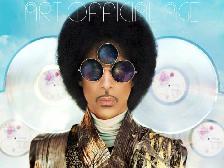 Novo álbum de Prince