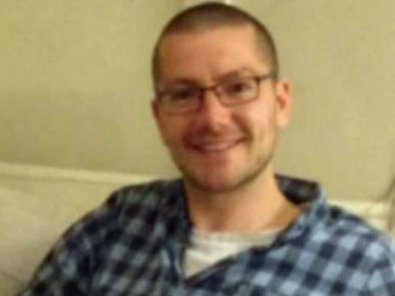 Primeiro britânico com ébola, William Pooley (Reprodução Facebook)