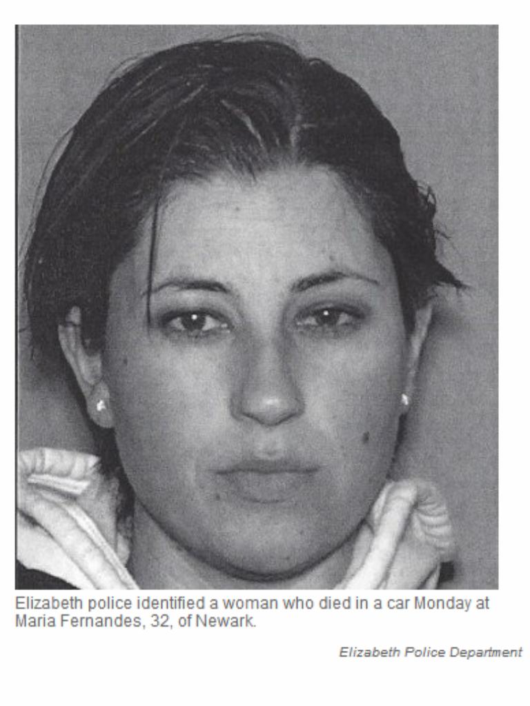 EUA: Portuguesa encontrada morta dentro do carro [Foto: Reprodução/NJ Online]