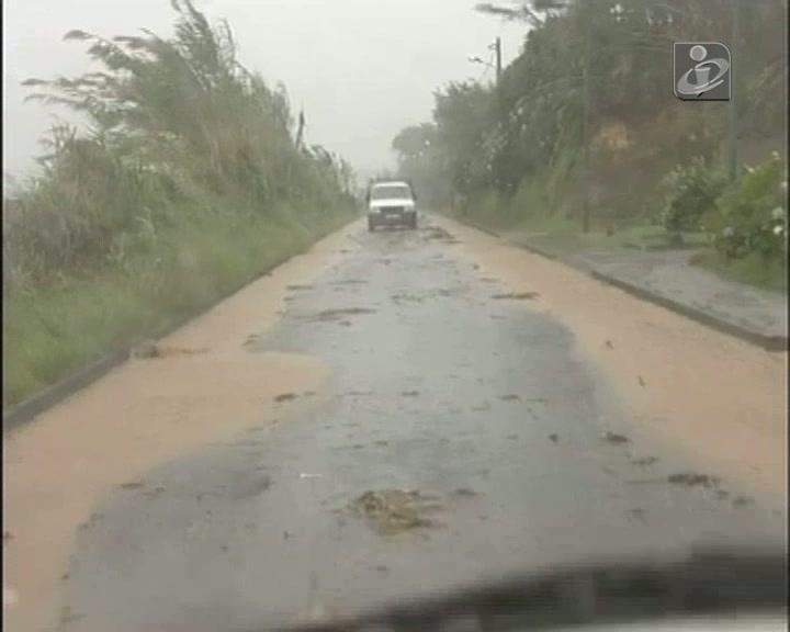50 inundações registadas nos Açores