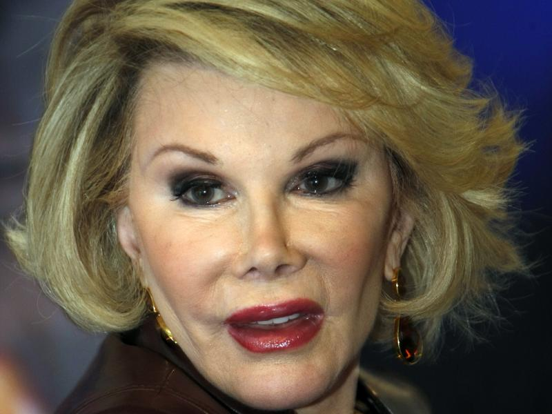 Joan Rivers Foto: Reuters
