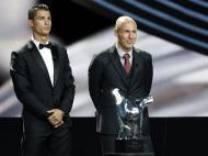 Cristiano Ronaldo eleito o Melhor Jogador da Europa