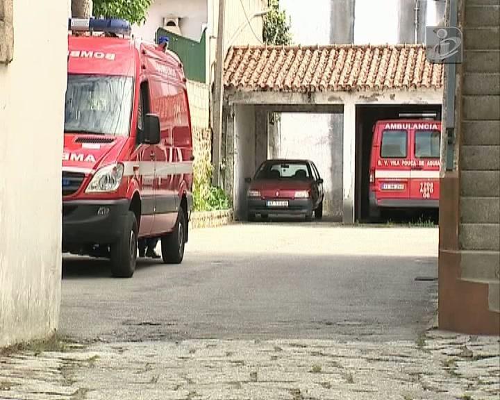 Bombeiro detido por suspeitas de ter ateado incêndio