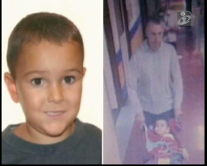 Inglaterra: casal leva do hospital filho de 5 anos com tumor cerebral