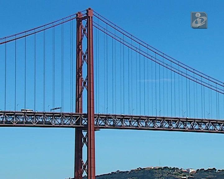 Ponte 25 de abril eleita a mais bonita da Europa