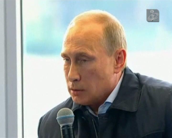 Putin: «O melhor é não se meterem connosco»