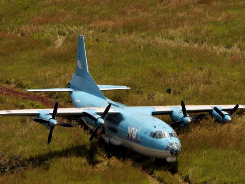 Antonov 12 (Reuters)
