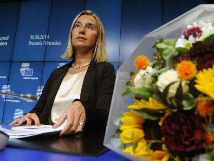 Federica Mogherini [Foto: Reuters]