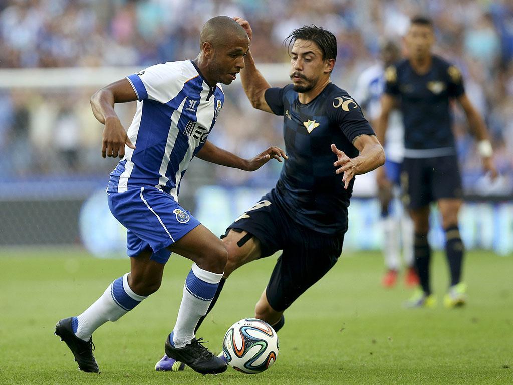 FC Porto vs Moreirense (LUSA)