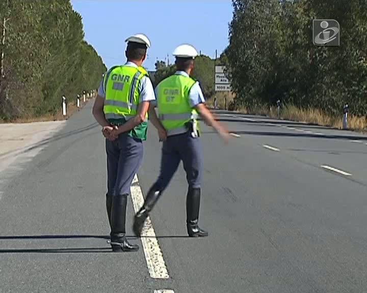 Operação da GNR controla saídas do Algarve