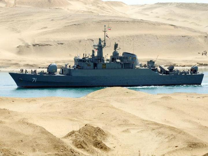 Canal do Suez é tem uma grande importâncias nas rotas comerciais (Reuters)