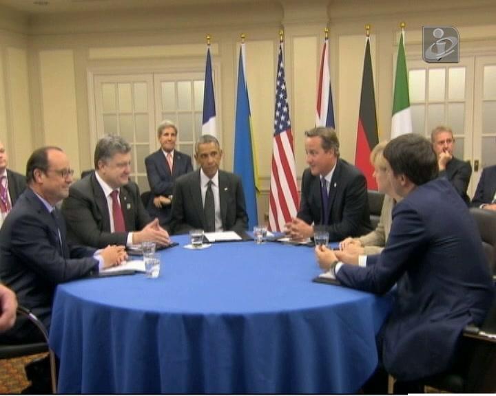 Cimeira da NATO: Rússia e Estado Islâmico em foco