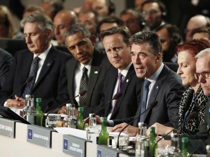 Cimeira da NATO [Foto: Reuters]