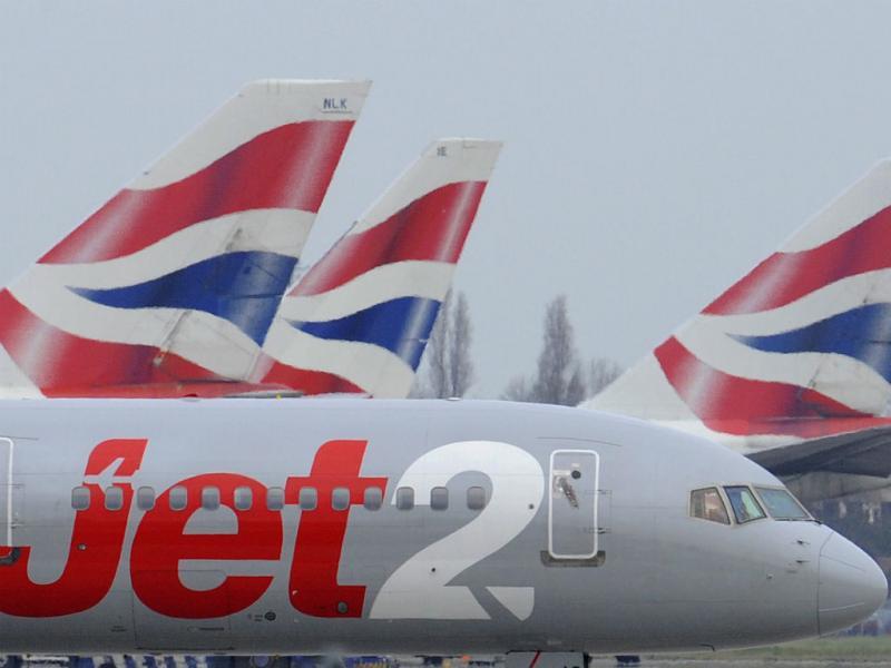 Avião da Jet2 (REUTERS/Toby Melville)