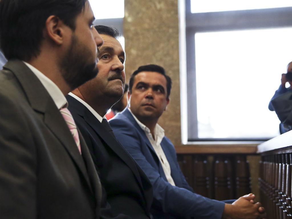 Leitura do acórdão do caso »Face Oculta» (LUSA)