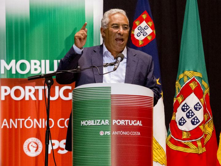 António Costa (António Araújo/Lusa)