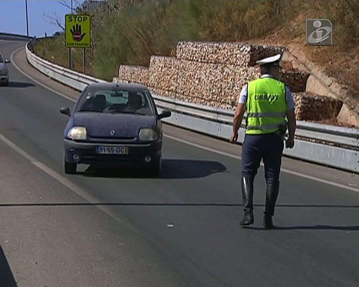 GNR fiscaliza aos cintos de segurança