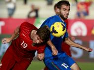 Sub-21: Portugal-Azerbaijão