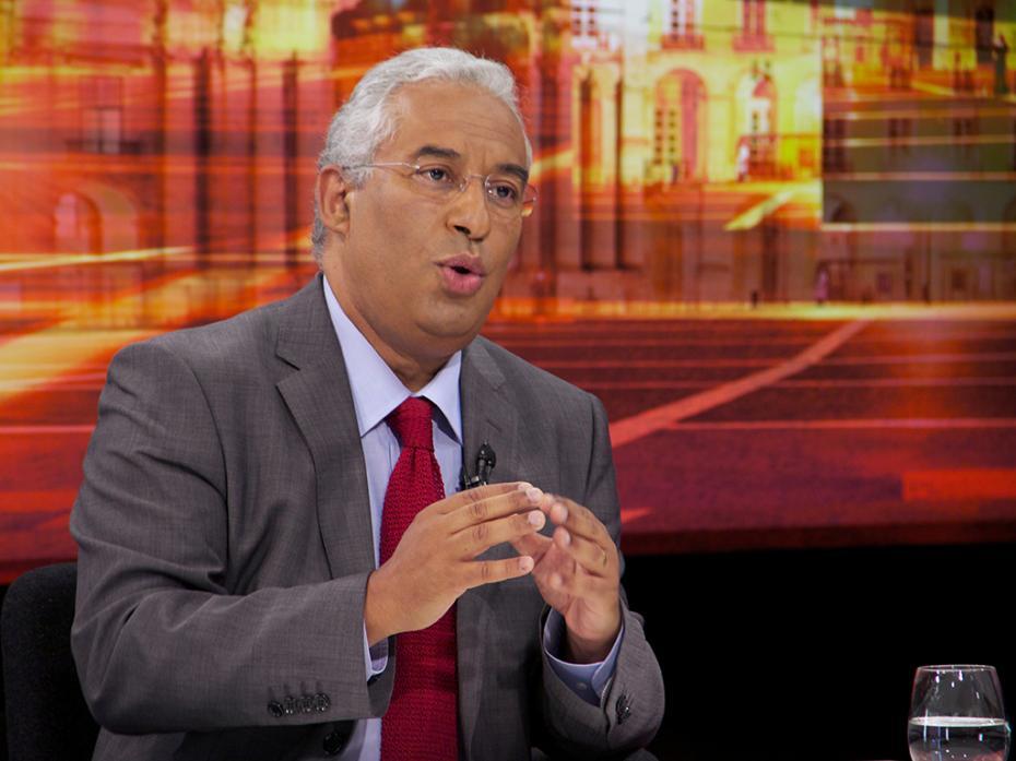 António Costa ataca Governo por causa do SNS