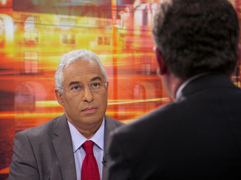 Debate Primárias PS TVI (foto: Paulo Sampaio)