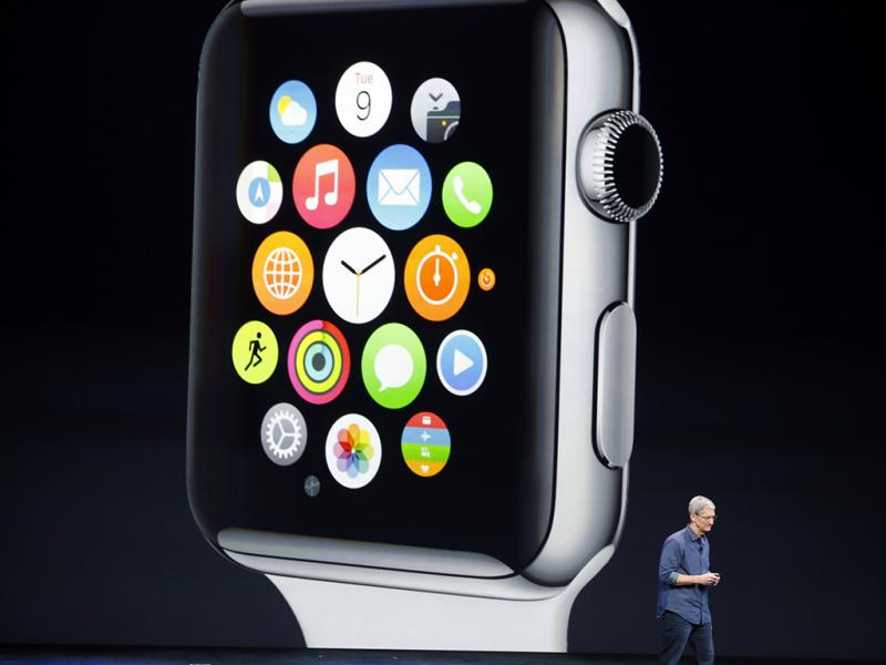 Novo iPhone e Apple Watch apresentados (Reusters)