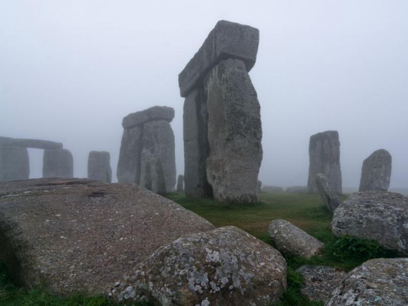 O lado oculto de Stonehenge (Site da Universidade de Birmingham