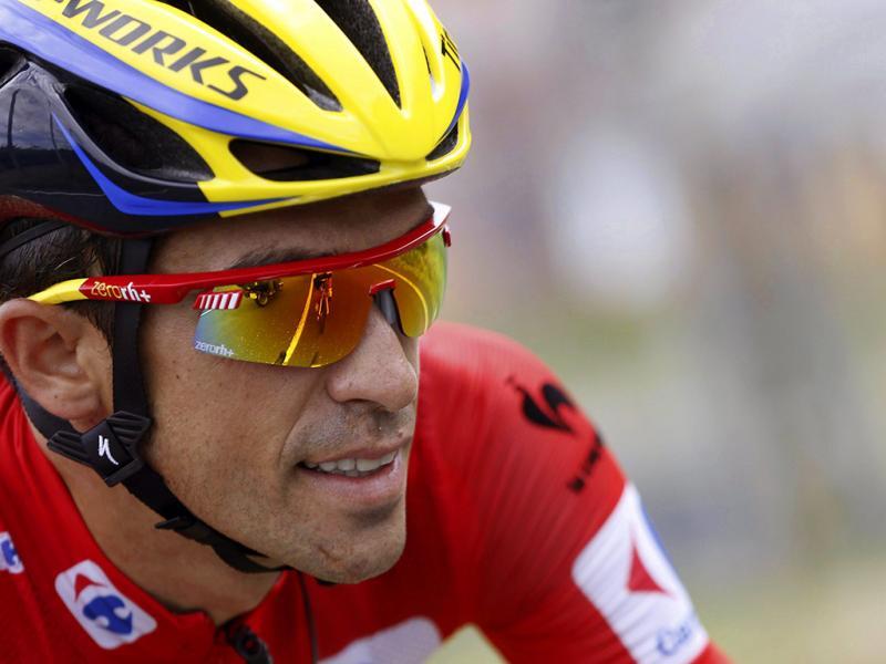 Volta a Espanha em bicicleta - 10 setembro (EPA)