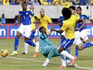 Brasil vs Equador (EPA)