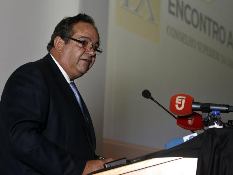 António Costa Moura, secretário de Estado da Justiça [Foto: Lusa]