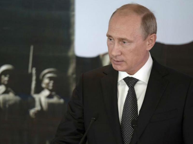 Vladimir Putin [Foto: Reuters]