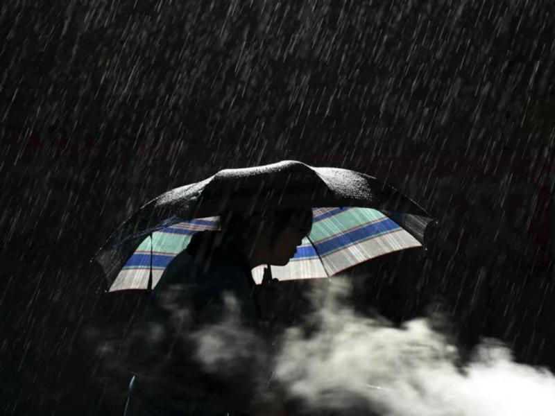 Chuva [Foto: Reuters]
