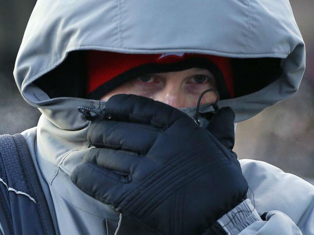 Frio [Foto: Reuters]