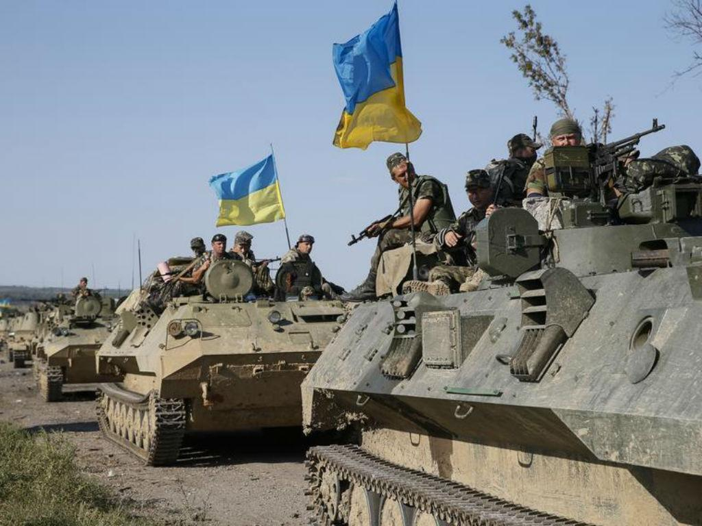 Ucrânia [Foto: Reuters]