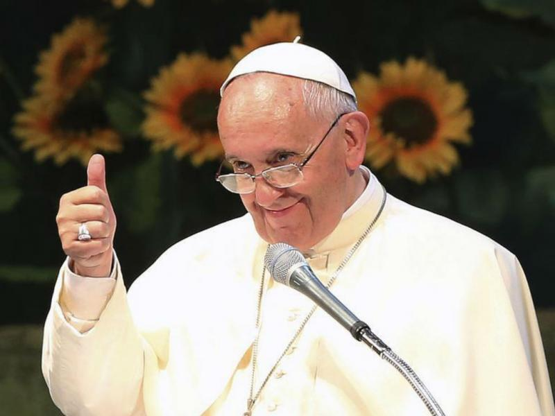 Papa Francisco [Foto: Reuters]