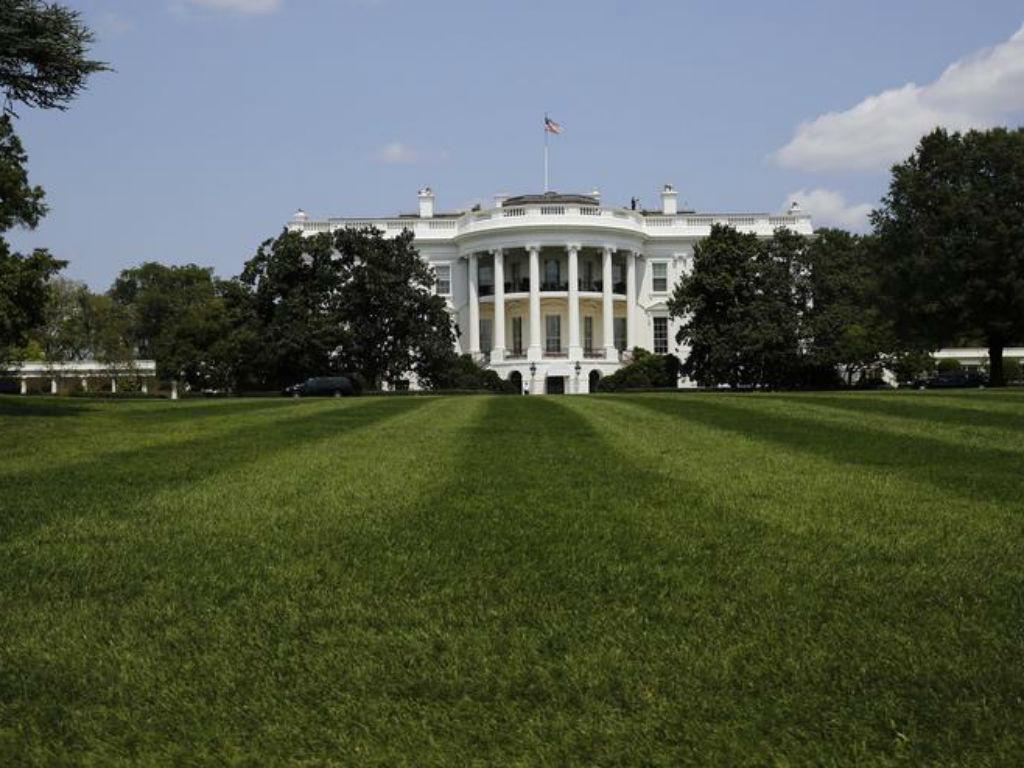 Casa Branca [Foto: Reuters]